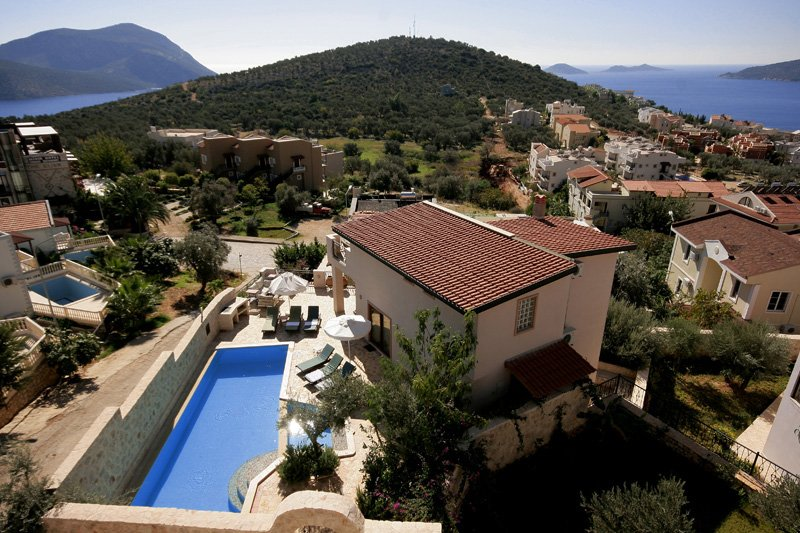 Luxury 4 Bedroom Villa In Kalkan