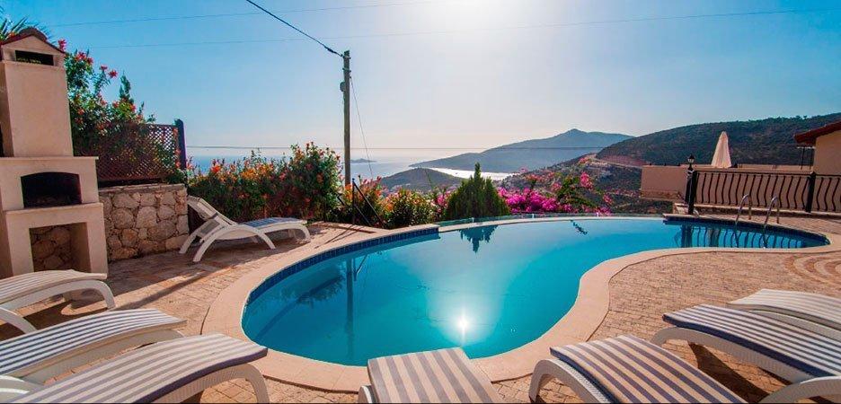 Luxury Five Bedroom Villa in Kalkan