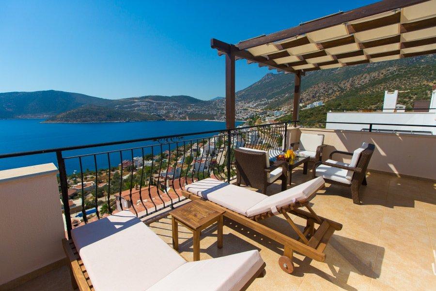 Luxury 4 Bedroom Villa to rent in Kalkan, Turkey