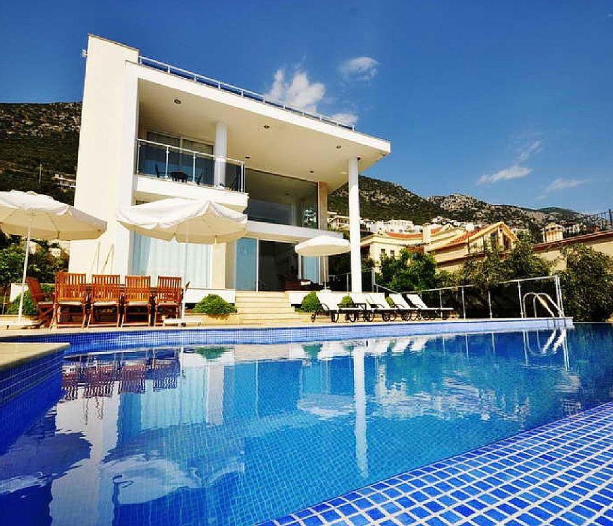 Luxury 5 Bedroom Villa To Rent In Turkey Kalkan Luxury