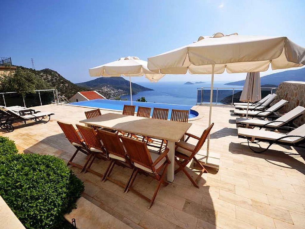 Luxury Five Bedroom Villa in Kalkan, Turkey