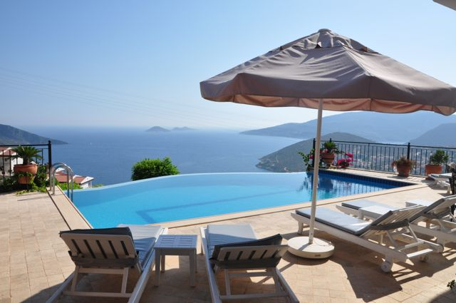 Luxury Villa With Privatet Swimming Pool and Amzin Views