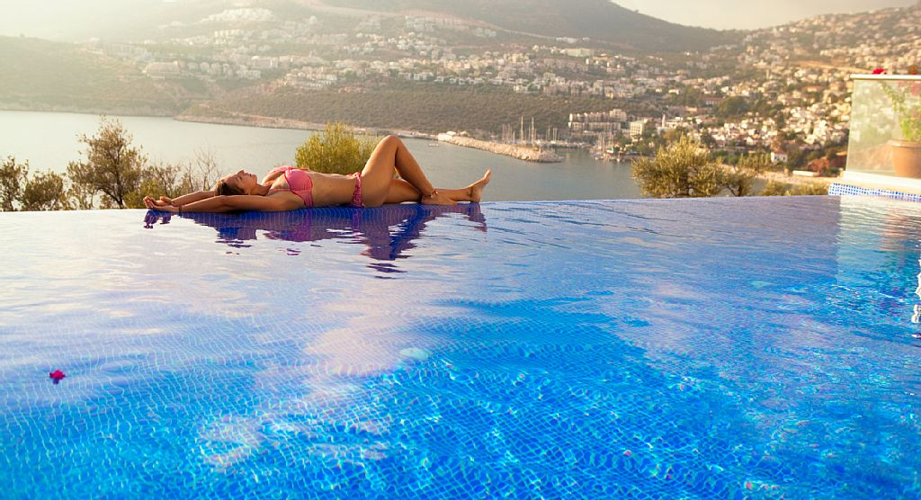 Luxury six Bedroom Villa in Kalkan, Turkey