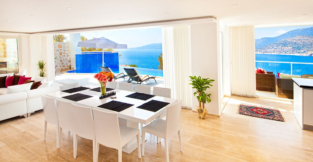 Luxury villas in Kalkan