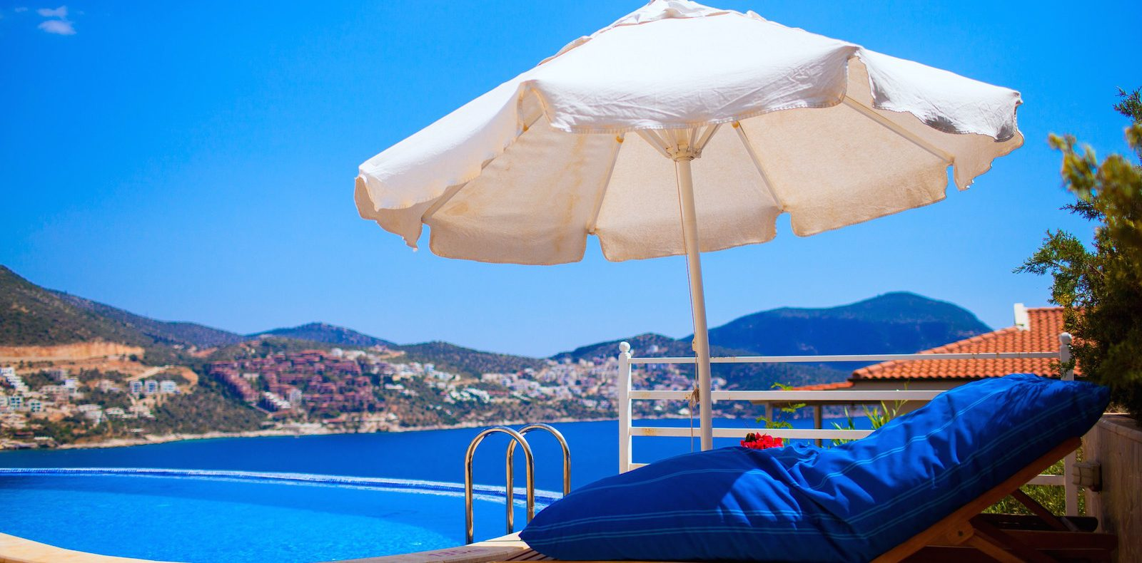 Three Bedroom Luxury Villa For Rent in Kalkan, Turkey
