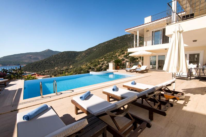 Luxury 5 Bedroom Villa in Kalamar Bay, Kalkan