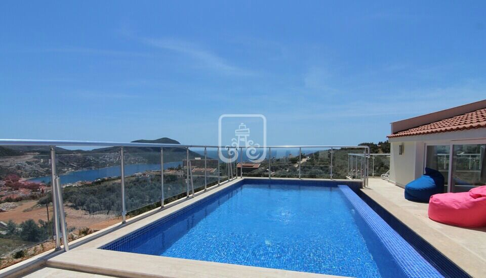 Luxury Apartment for rent in Kalkan, Turkey