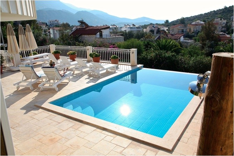 Luxury 5 Bedroom Villa in Kalkan