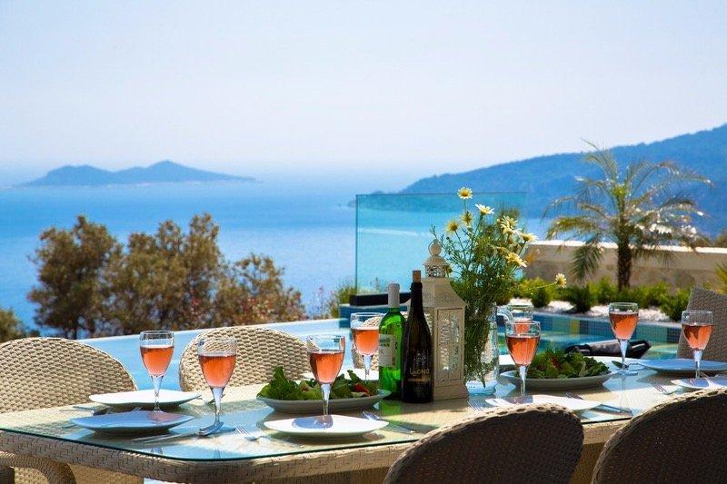 Luxurious Five Bedroom Villa in kalkan, Turkey