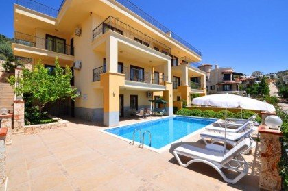 Five Bedroom Villa to Rent in Kalkan, Turkey