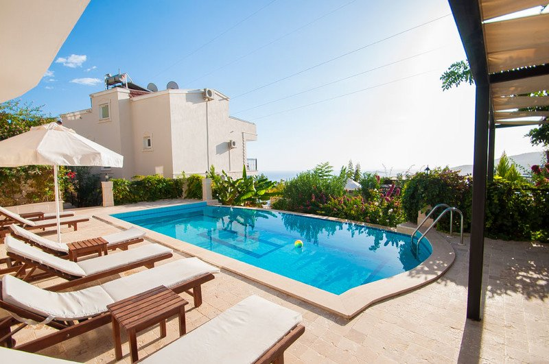 Three Bedroom Villa to Rent in Kalkan