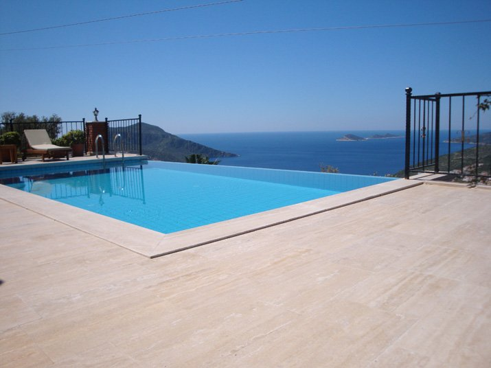 Three Bedroom Villa for Rent in Kalkan, Turkey