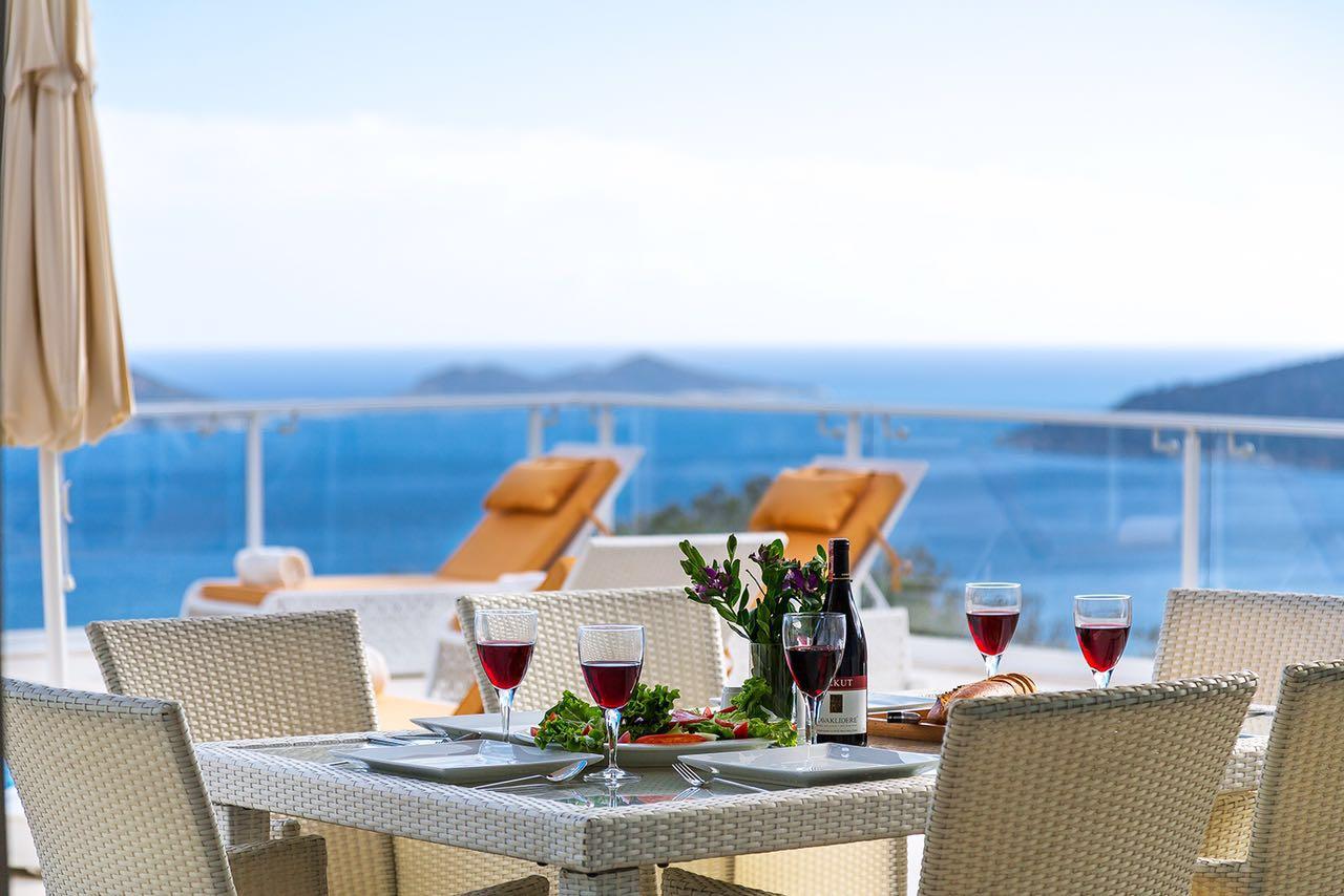 Luxurious Villa to rent in Kalkan, Turkey
