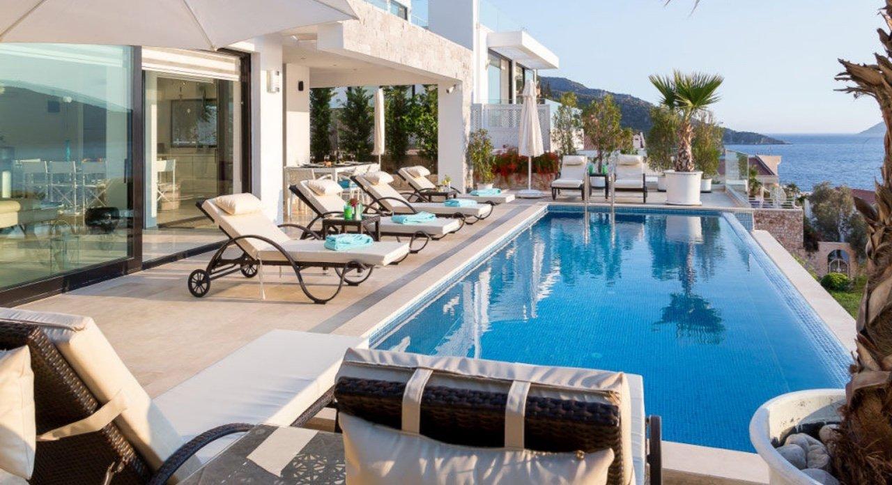 Luxury Four Bedroom Villa in Kalkan, Turkey