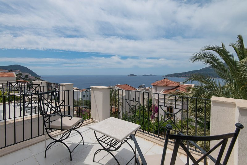 Four Bedroom Villa to Rent in Kalkan, Turkey