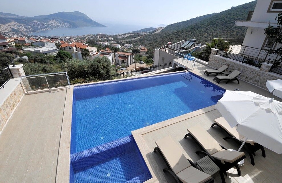 Five Bedroom Villa in Kalkan Turkey