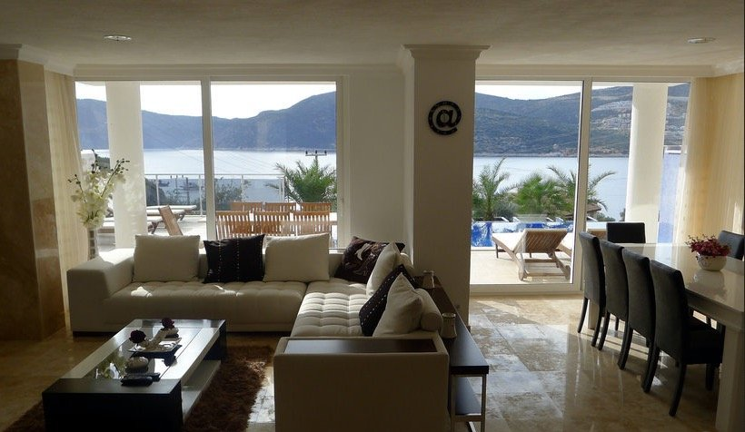 Luxury five bedroom villa to rent in Kalkan, TurkeyLuxury five bedroom villa to rent in Kalkan, Turkey
