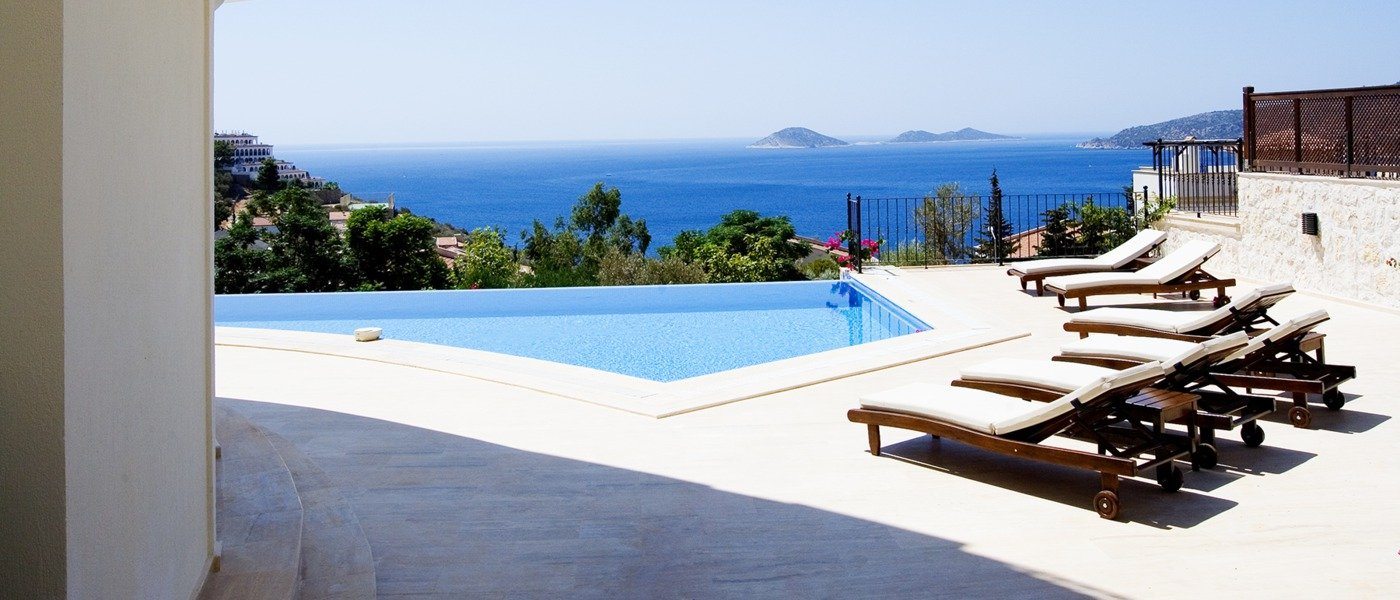 Luxurious Villa to Rent in Kalkan, Turkey